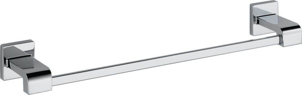 Arzo 18 Inch Towel Bar in Chrome