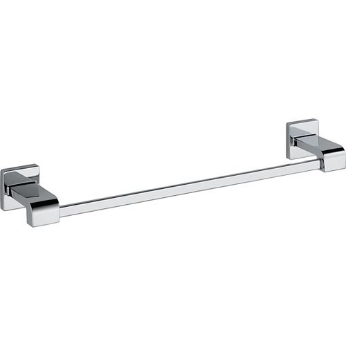 Arzo 18 Inch Towel Bar in Chrome
