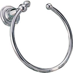 Delta Victorian Open Towel Ring in Chrome