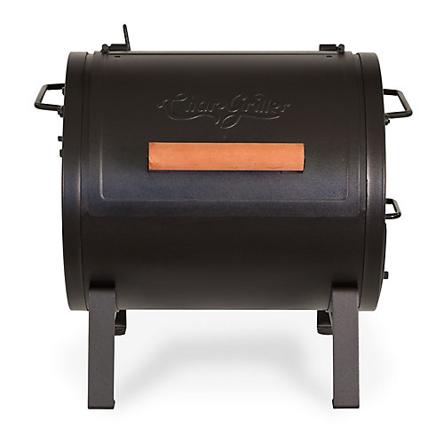 Portable Table Top Charcoal Grill / Side Fire Box