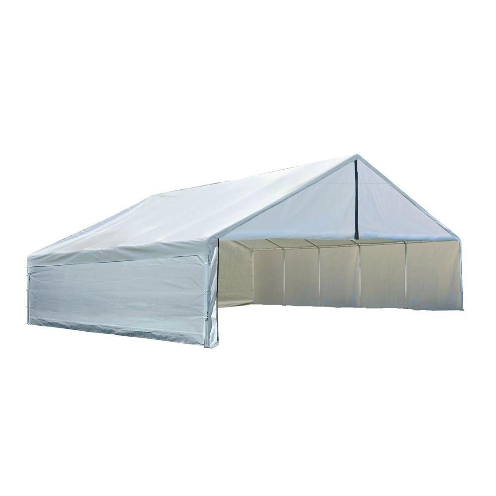 White Industrial Canopy Enclosure Kit  sc 1 st  The Home Depot Canada & Canopy Tents | The Home Depot Canada