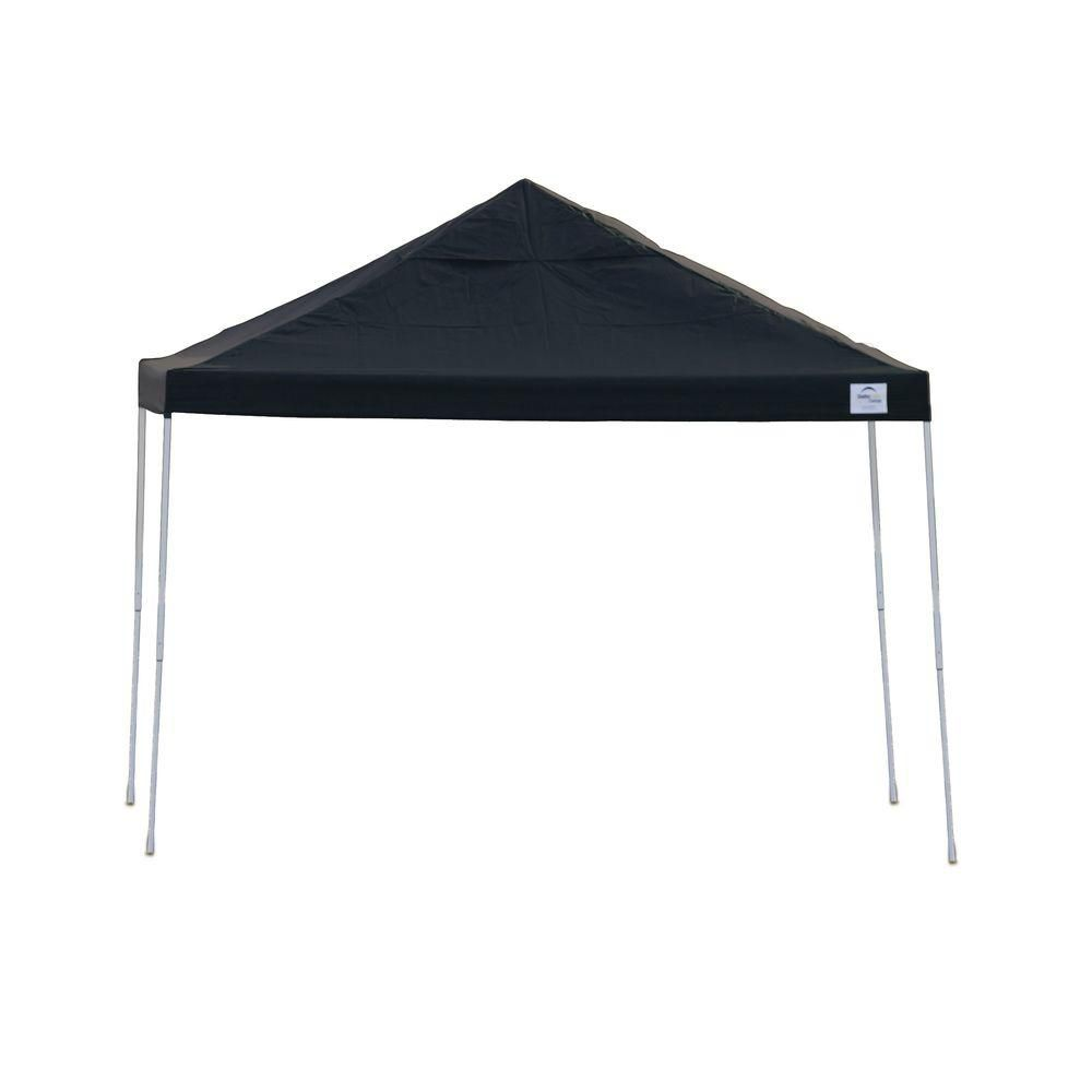 Pro 12 ft. x 12 ft. Black Straight Leg Pop-Up Canopy  sc 1 st  The Home Depot Canada & Canopy Tents | The Home Depot Canada