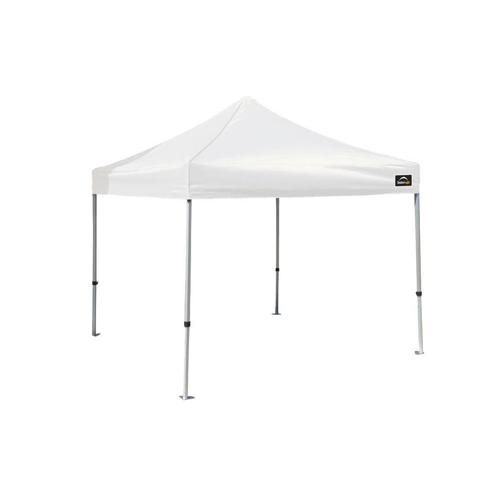 ShelterLogic  Alumi Max 10 x 10 Pop-Up Canopy