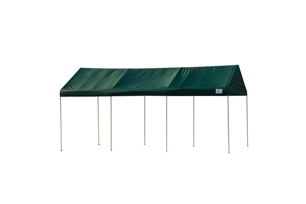 Celebration II 10 x 20 Green Decorative Canopy 25765 Canada Discount