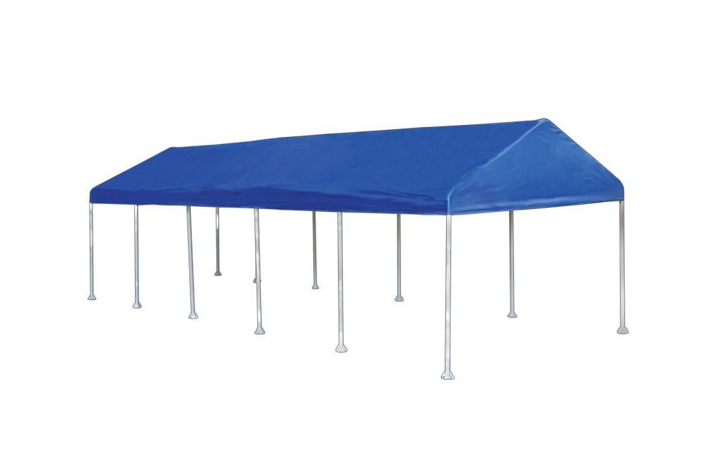 Celebration II HD 12 x 30 Blue Decorative Canopy 25768 Canada Discount