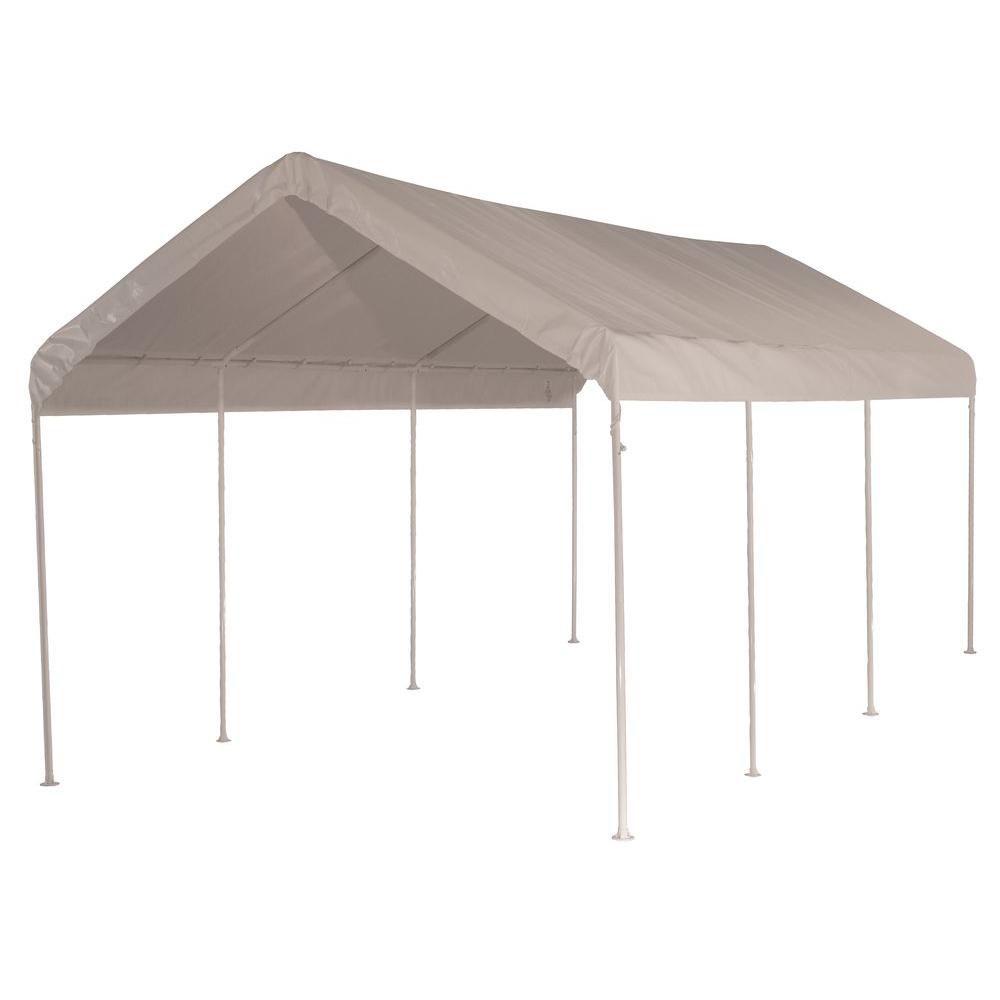 Max AP 10 x 20 White All Purpose Canopy