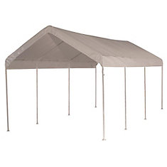 Max AP 10 ft. x 20 ft. White All Purpose Canopy