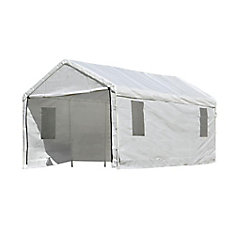Enclosure Kit with Windows for Max AP 10 ft. x 20 ft. 1-3/8-inch Frame ClearView Canopy