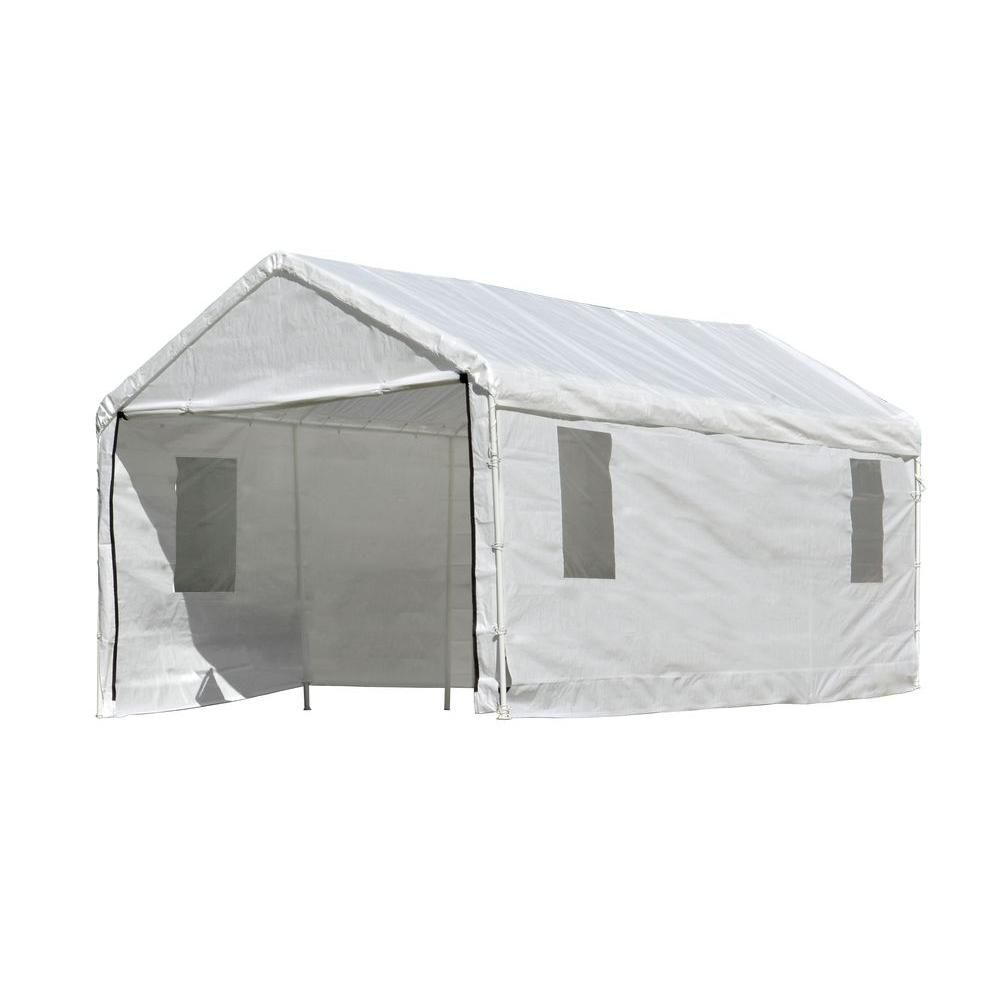 Enclosure Kit with Windows for Max AP 10 ft. x 20 ft. 1-  sc 1 st  The Home Depot Canada & Canopy Tents | The Home Depot Canada