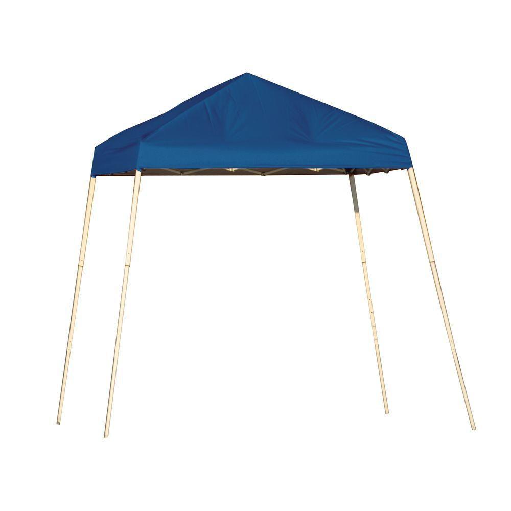Pop-Up Canopy Slant Leg Blue  sc 1 st  The Home Depot Canada & Canopy Tents | The Home Depot Canada