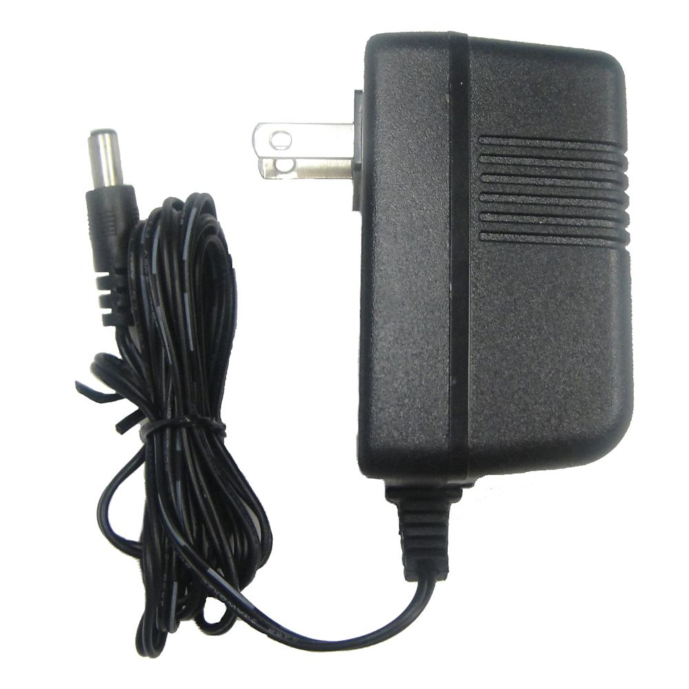 AC Power Adaptor for Stainless Steel Recycle Trash Can (model IT16RES)