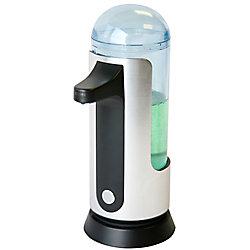 iTouchless Distributeur de savon automatique avec détecteur de 16 onces et récipient amovible 3D