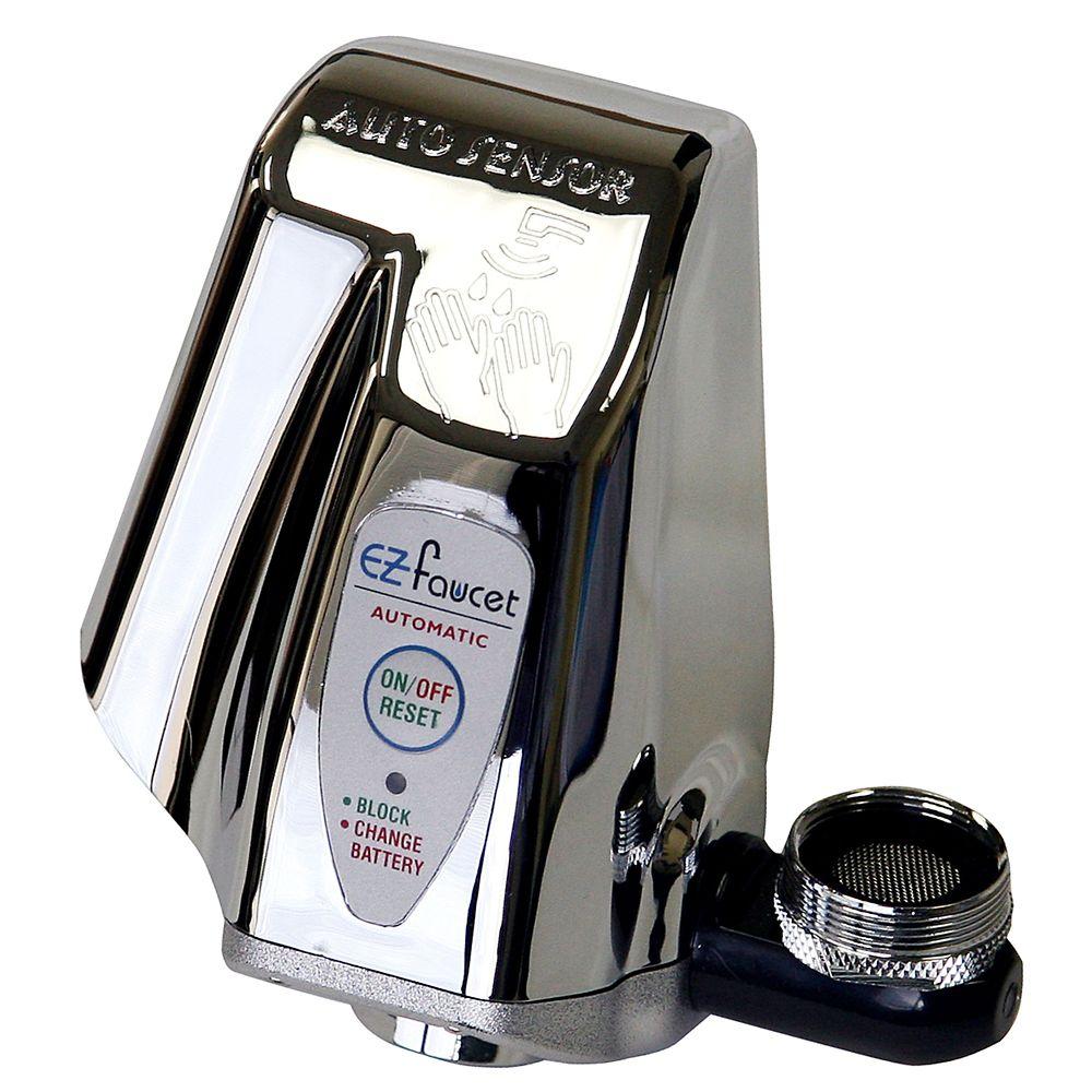 EZ Faucet - Touch-Free Automatic Sensor Faucet Adaptor