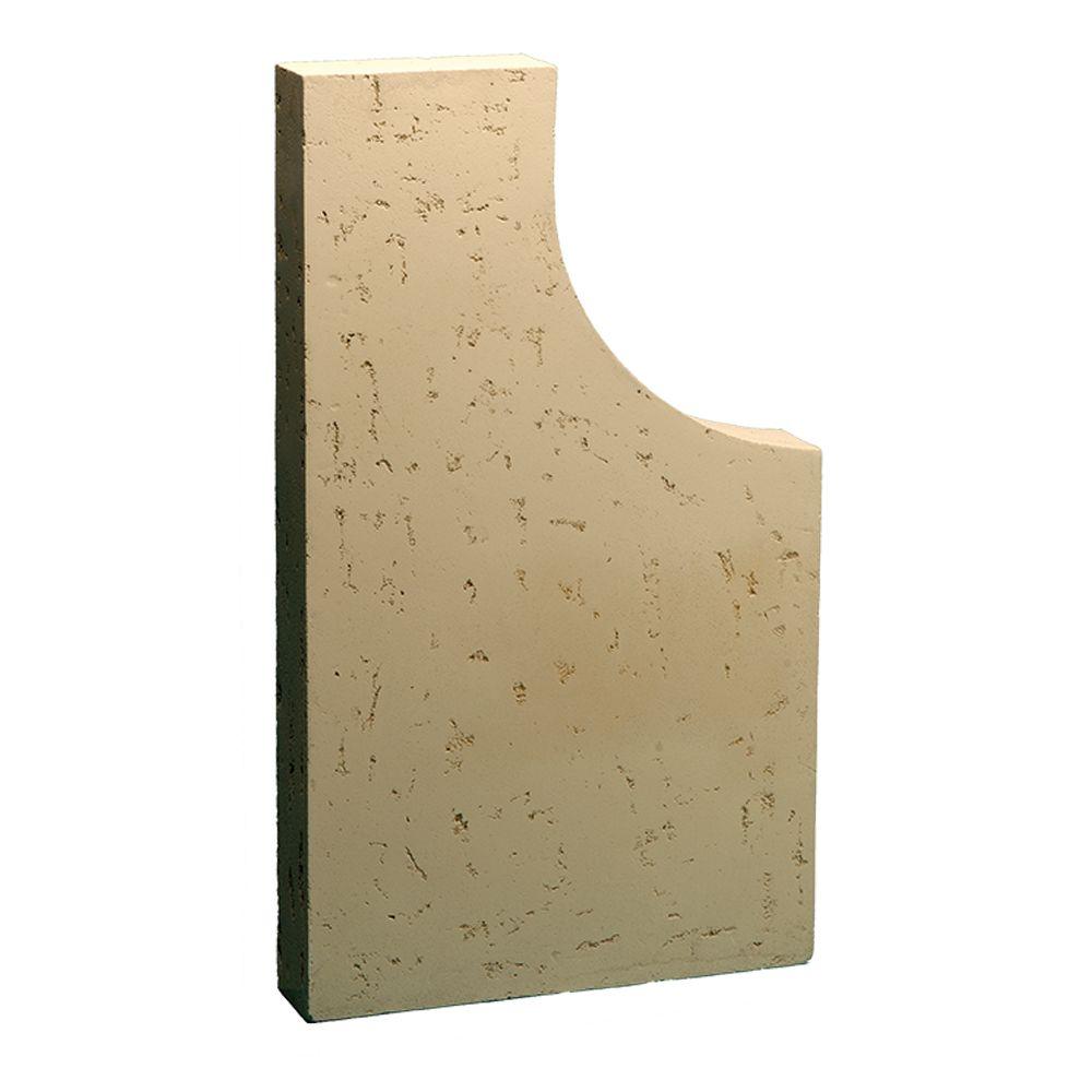 Flat Block Plinth