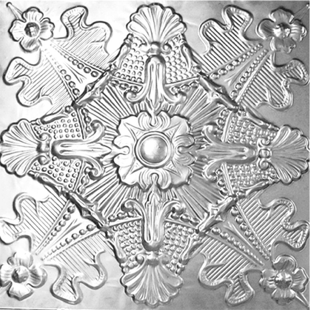 tiles pvc black ceiling brilliance pin antique silver