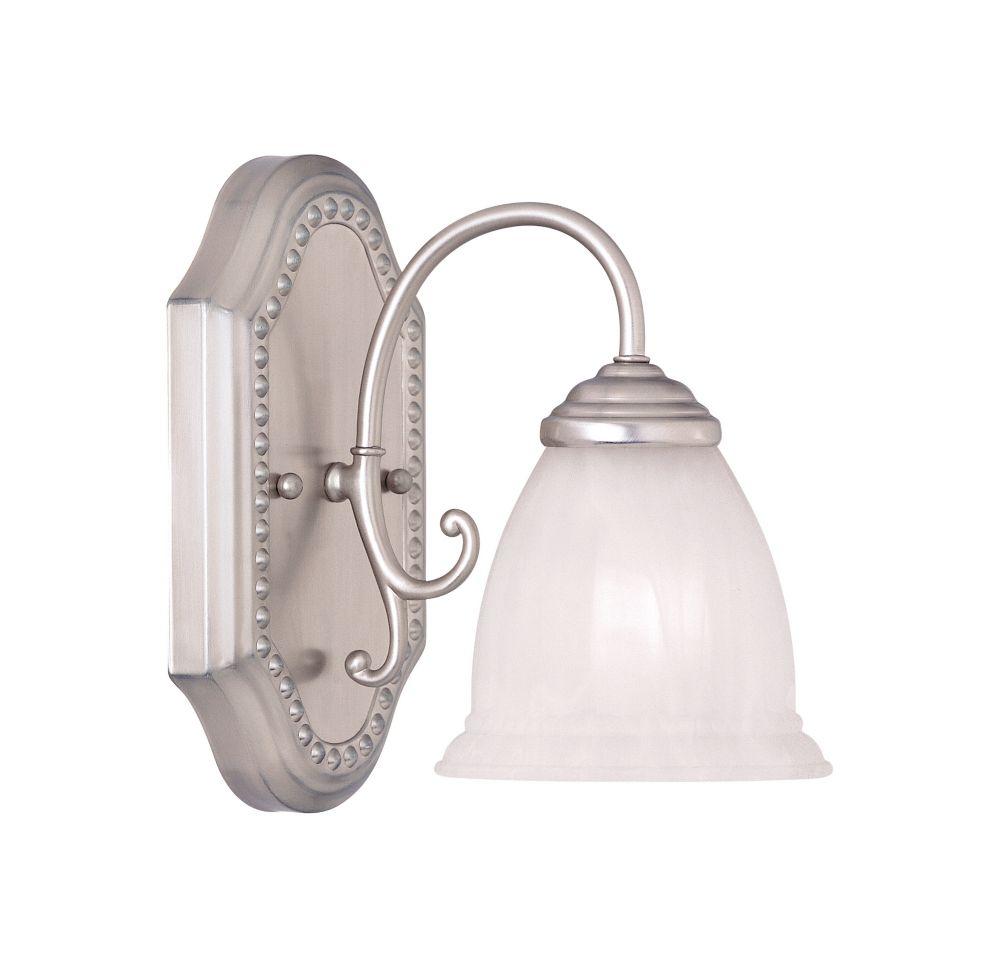 Barre d'éclairage Spirit pour salle de bain 1 lumière
