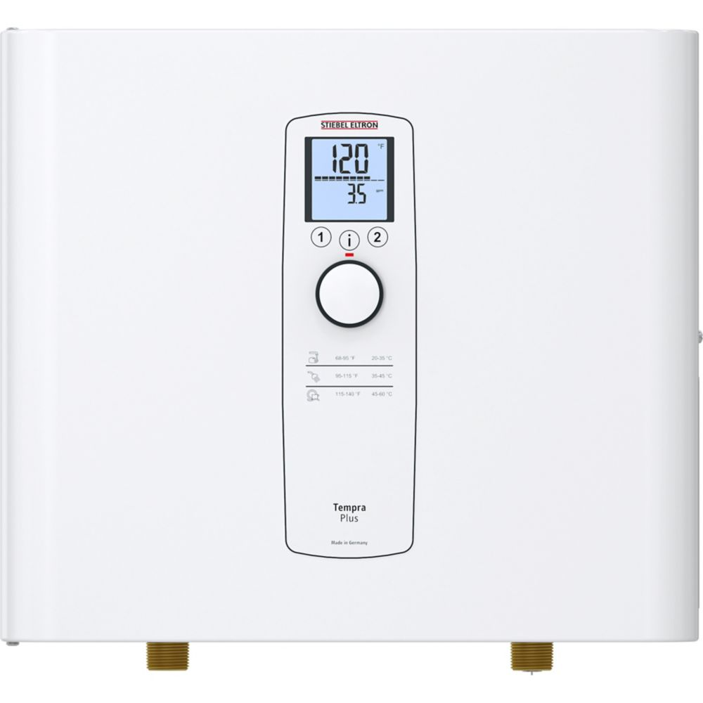 Stiebel Eltron Tempra 24 Plus 24.0 kW Whole Home Tankless Electric Water Heater