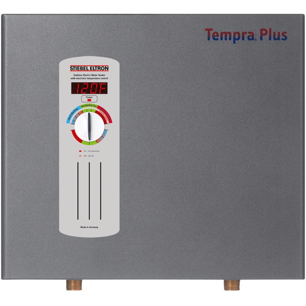 Stiebel eltron stiebel eltron tempra 29 plus 28 8 kw whole for Whole house electric heat