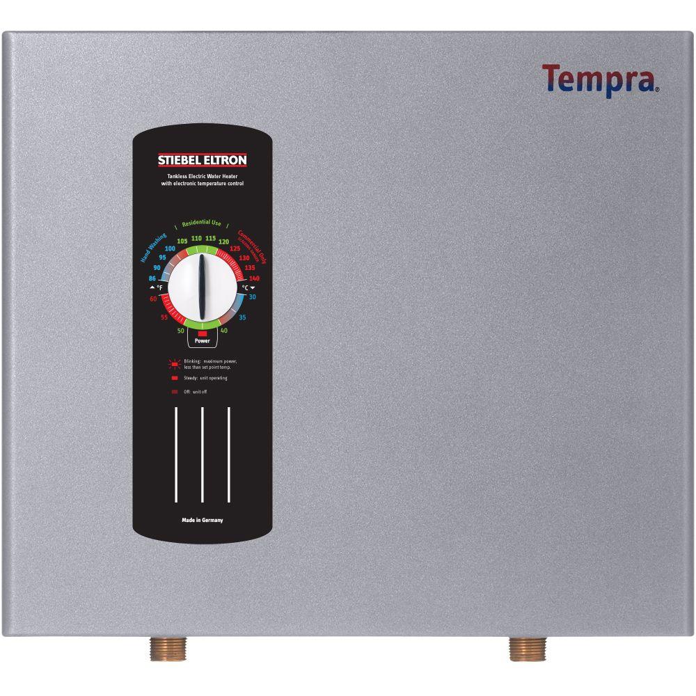 Tempra 12 12.0 kW Chauffe-eau Instantané Pour Toute La Maison