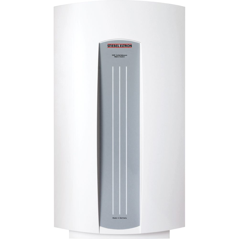 stiebel eltron dhc 6 2 6 0 kw point of use tankless electric water heater the home depot canada. Black Bedroom Furniture Sets. Home Design Ideas