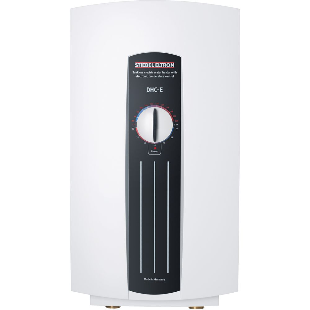 stiebel eltron dhc e 8 10 9 6 kw point of use tankless electric water heater the home depot canada. Black Bedroom Furniture Sets. Home Design Ideas