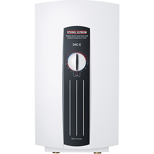 DHC-E 8/10 9.6 KW Point of Use Tankless Electric Water Heater