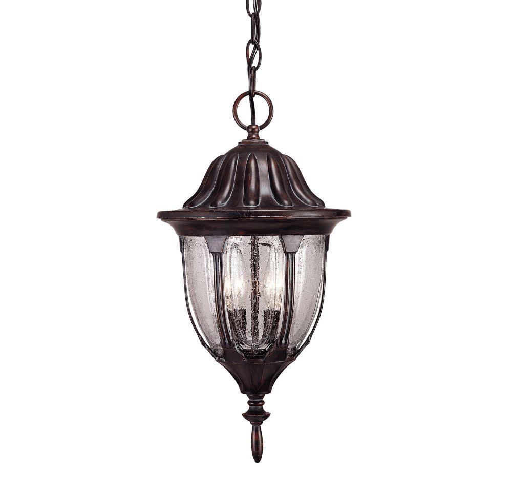 Lanterne en suspension Tudor