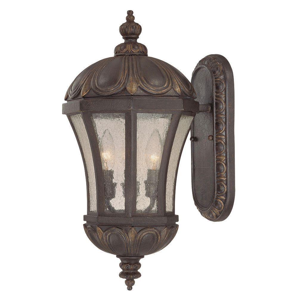 Lanterne d'applique Ponce de Leon
