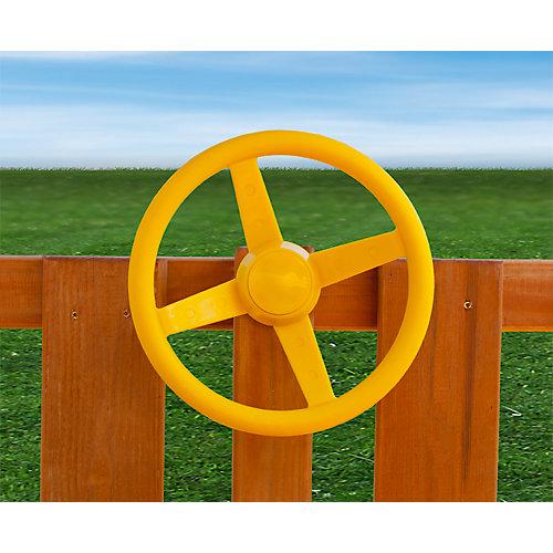 Volant jaune