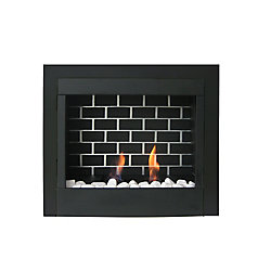 Paramount 23-inch Retrofit Gel Fuel Fireplace Insert