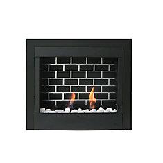 23-inch Retrofit Gel Fuel Fireplace Insert