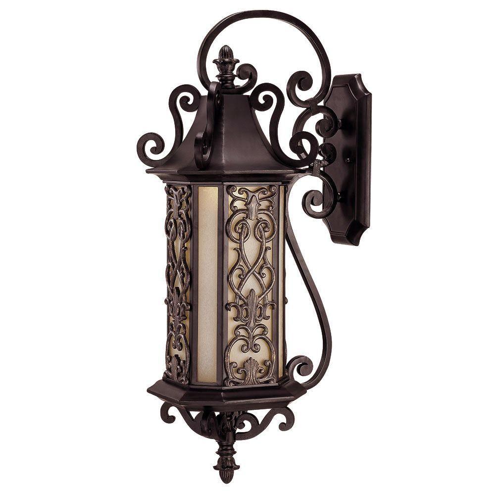 Lanterne d'applique Forsyth