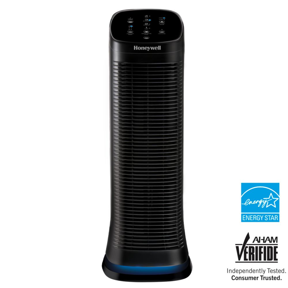 Honeywell Tower Air Purifier With Permanent Filter The