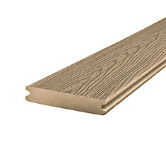 12 Ft. - Transcend Composite Capped Grooved Decking - Rope Swing