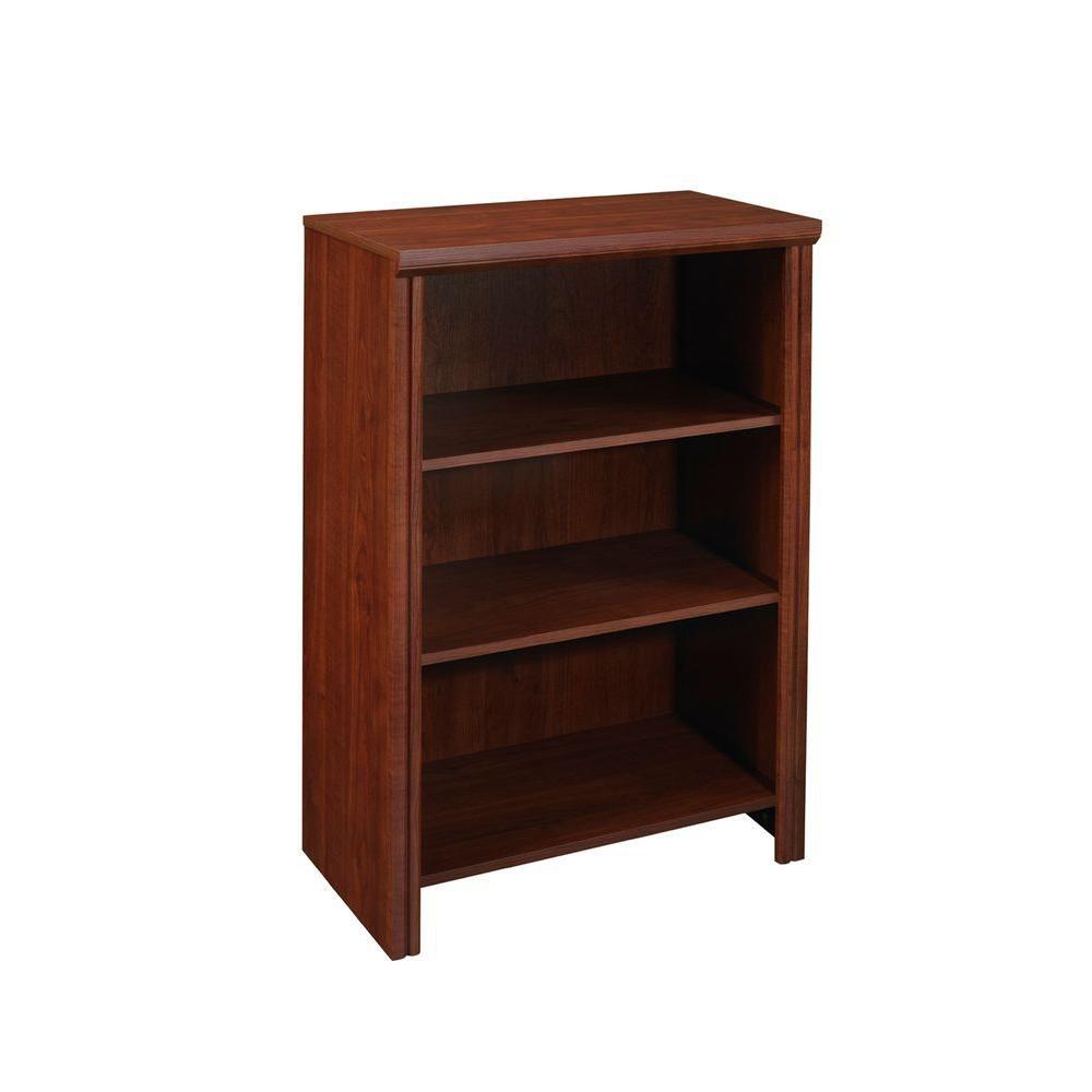 ClosetMaid ClosetMaid Impressions 25 in. Dark Cherry 4-Shelf Organizer