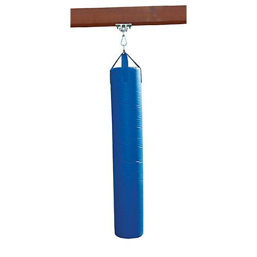 Punching-bag bleu