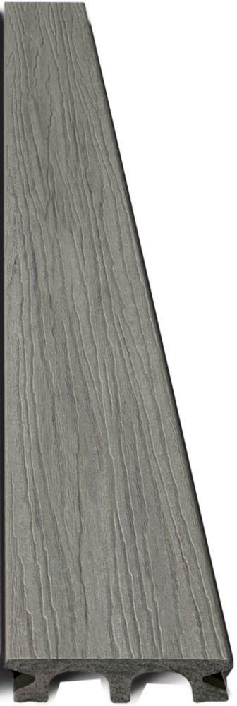 5/4 x 6 x 16  Deck Board - Grey