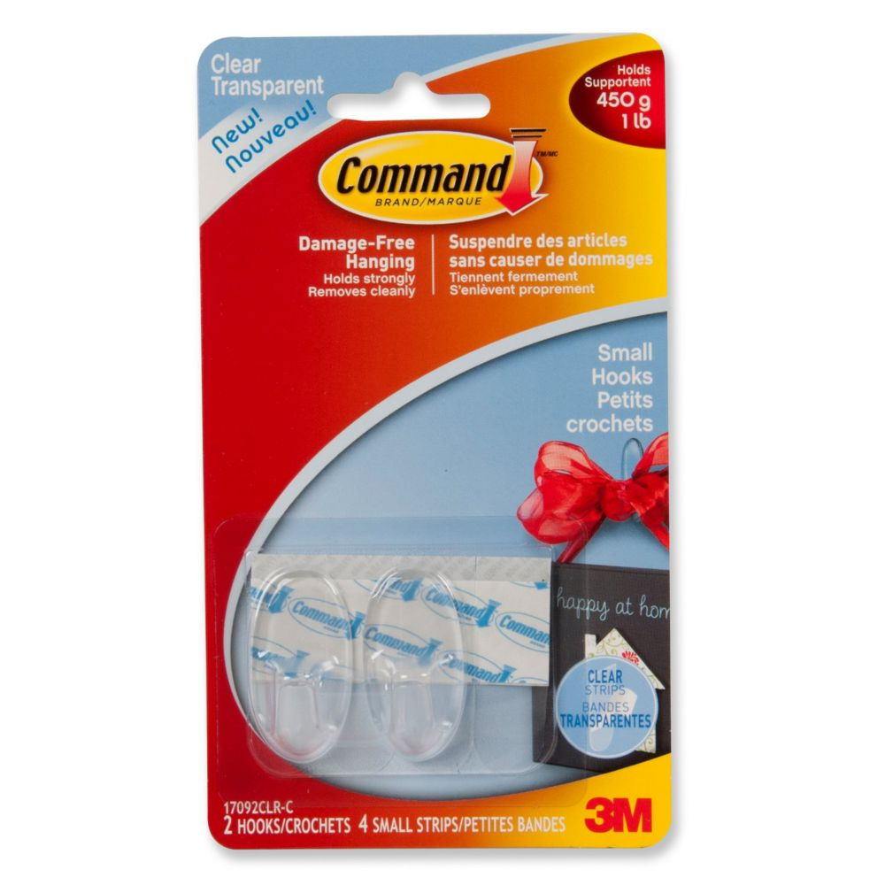 Command Clear Small Hooks