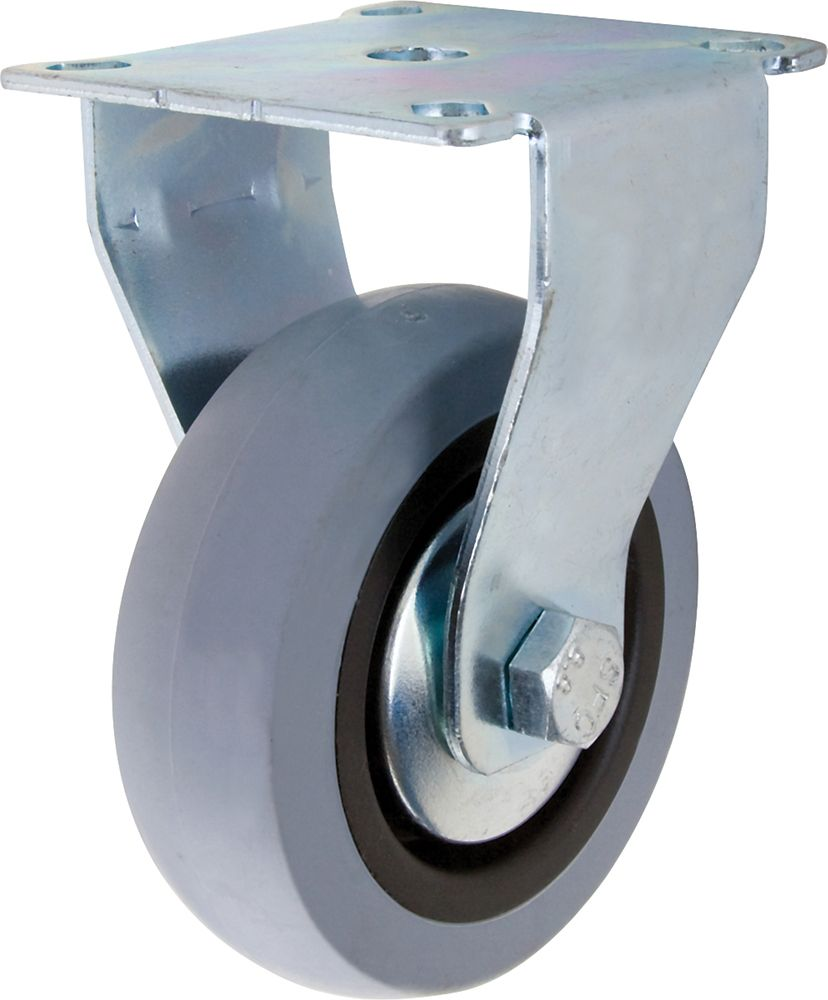 Medium Duty Rigid Caster