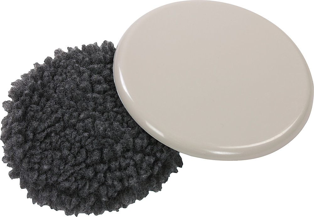Everbilt 5 Inch Reusable Round Slide Glide Furniture Sliders With