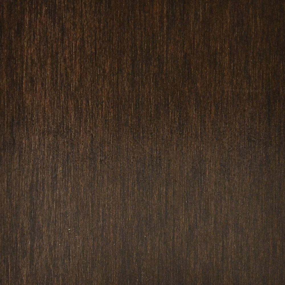 Échantillon - Plancher, bois massif, érable teinté graphite