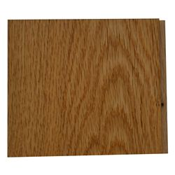 Quickstyle Natural Red Oak 4 1/4-inch Hardwood Flooring (Sample)