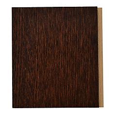Échantillon - Plancher, bois massif, 3 1/4 po, chêne moka