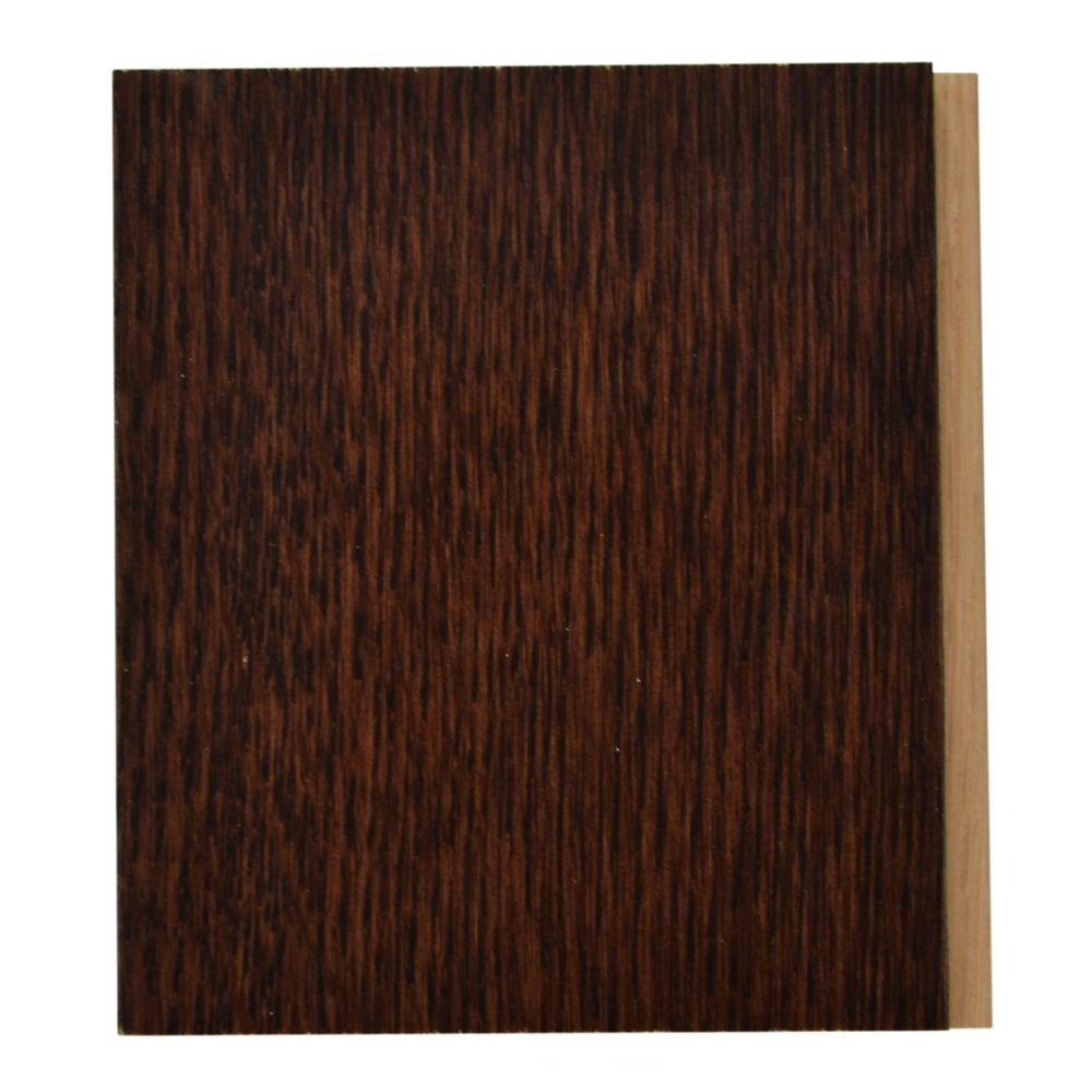 THS Mocha Oak 3 1/4-inch Hardwood Flooring Sample