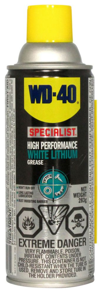 High Performance White Lithium Grease 1080 Canada Discount