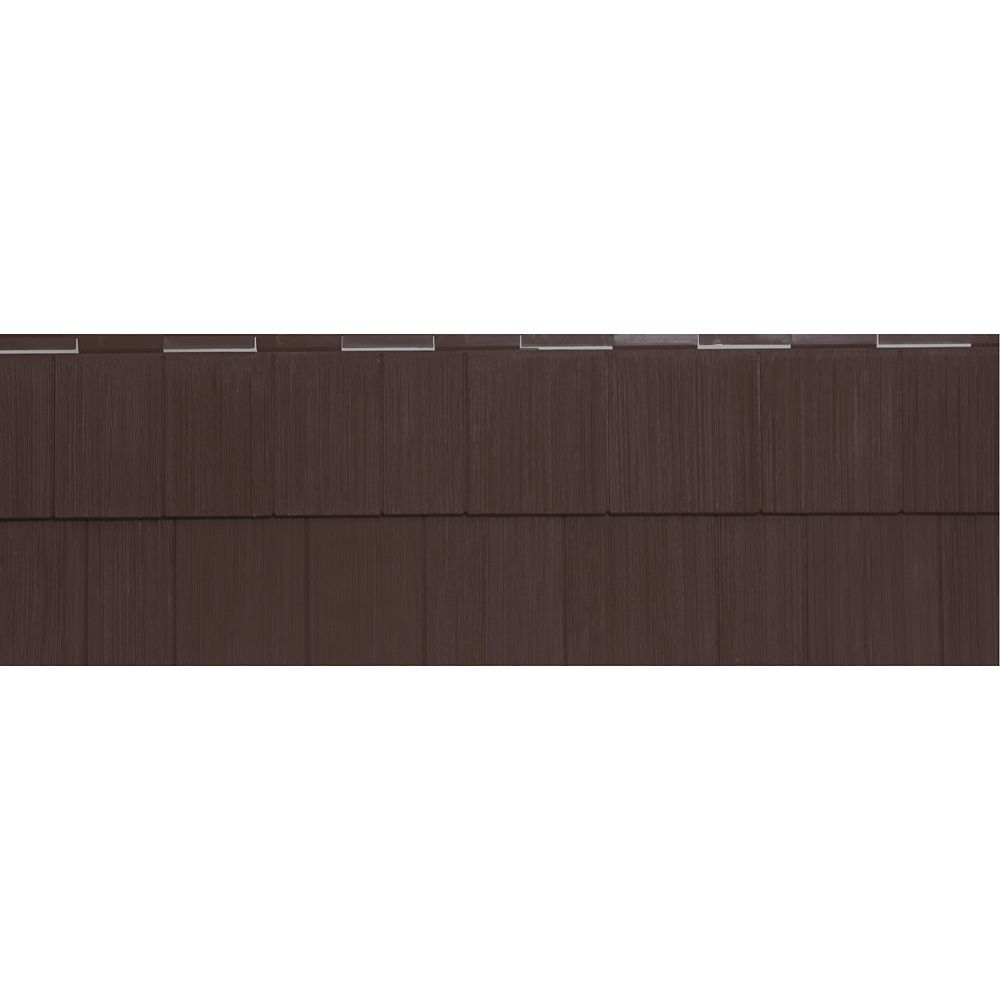 Bardeaux Perfection Timbercrest - brun