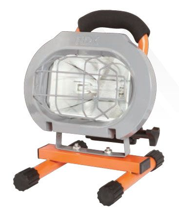 HDX 250W Portable Work Light