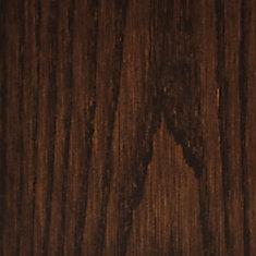 Échantillon - Plancher, bois massif, Ash Stained moka