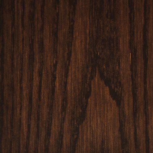 Home Decorators Collection Échantillon - Plancher, bois massif, Ash Stained moka
