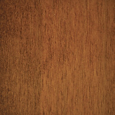 Échantillon - Plancher, bois massif, érable teinté Cinnamon